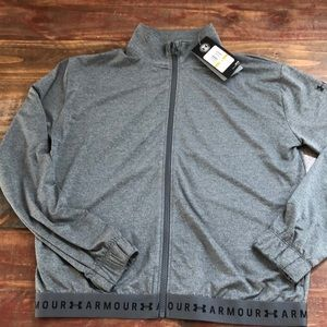 NWT Under Armour Heat Gear Lightweight Jacket